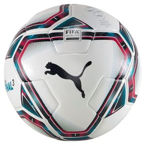 Puma fußball Final MatchPU/Kunststoff weiß/blau/rot Größe 5
