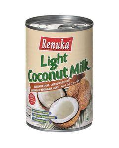 Renuka Kokosmilch leicht 9% 400 ml