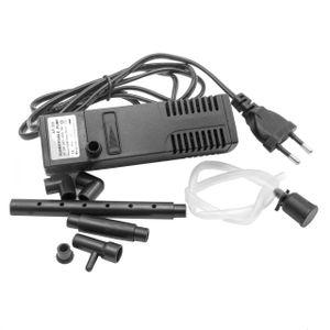 vhbw Aquarienfilter Filter für Aquarium bis 40l Innenfilter mit Filterschwamm, Pumpleistung bis 200l/h Ersatz für Hidom AP-300L