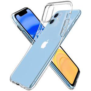Handy Case für Apple iPhone 11 Hülle Transparent Schutz Tasche Handyhülle Cover
