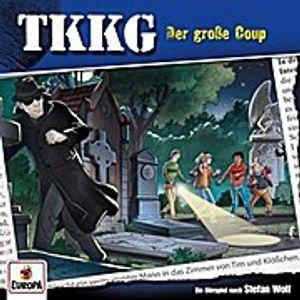 Tkkg-200/Der große Coup