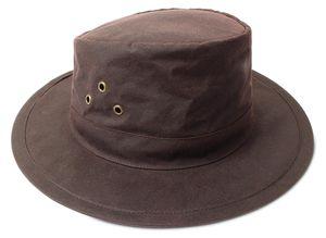 "Australischer Hut ""Kangaroo"" - Braun - 61"