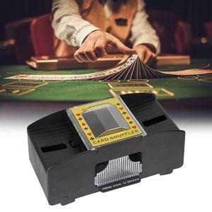 Poker automatische Mischmaschine Spielkarte Shuffler Poker Dispenser Machine