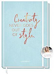 Trendstuff Journal Premium Notizbuch A5 dotted - Edition Cali Kessy