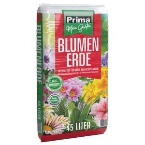 Blumenerde Gartenerde Torfreduziert 45l