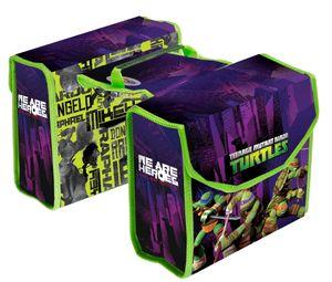 Kinder-doppeltasche Ninja Turtles'
