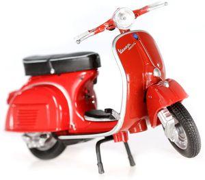 Maisto Vespa Roller GTR 1968 (rot, Maßstab 1:18) Motorroller