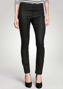 Comma Bermuda/Shorts Damen Hose 7/8 Größe 42, Farbe: 9999 Black