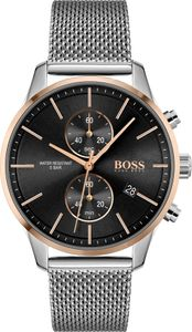 BOSS - Armbanduhr - HERREN - 1513805 - ASSOCIATE - QUARZ CHRONOGRAPH