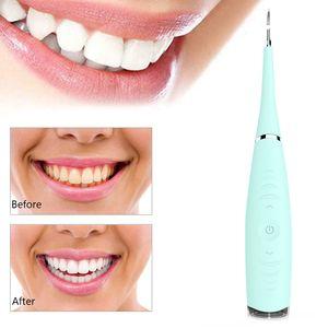 USB Zahnreiniger Zahnstein Entferner Elektrischer Ultraschall Zahnsteinentferner