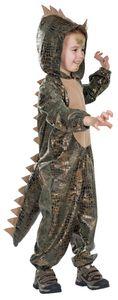 Kinder Kostüm Dino Dinosaurier Karneval Fasching Gr. 116