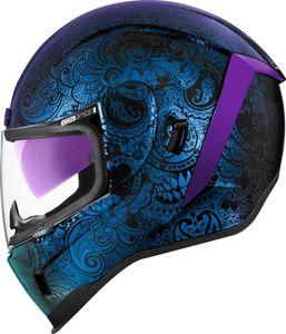 Icon Airform Chantilly Opal Helm Farbe: Blau, Grösse: M (57/58)