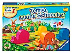 Tempo, kleine Schnecke (Kinderspiel)