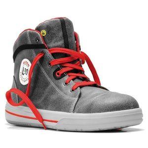 Elten Lady Sneaker S3 ESD, Schuhgröße:42 (UK 8)
