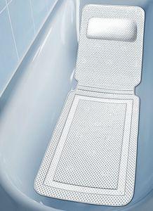 Wanneneinlage Badematte Badewannen-Einlage Duschmatte Komfort