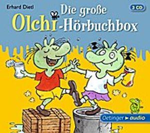Dietl,Erhard-Die Große Olchi-Hörbuchbox