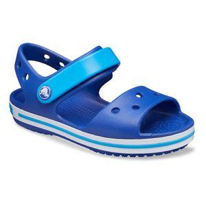 crocs Crocband Sandal Kids Cerulean Blau / Ocean Croslite Größe: 30/31 Normal