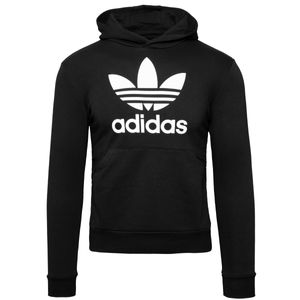 Adidas Kapuzenpullover schwarz 152