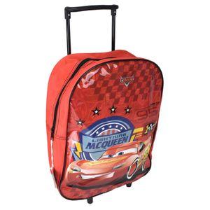 Disney Kindertrolley Reisetrolley in 5 verschiedenen Designs Kinder Tasche, Motiv:Cars