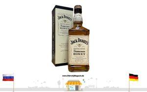 """Jack Daniels """"ORIGINAL RECIPE"""" Tennessee HONEY 0,7L alc. 35% vol. in Blechdose"""