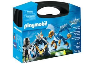 Playmobil History Dragon Knights Carry Case, Junge, 4 Jahr(e), Mehrfarben, Kunststoff