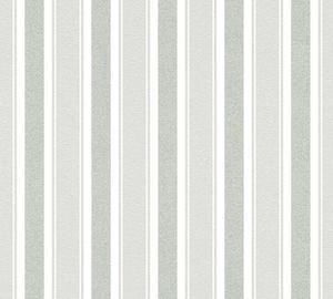Livingwalls Vliestapete Neue Bude 2.0 Tapete grau weiß 10,05 m x 0,53 m 361674 36167-4