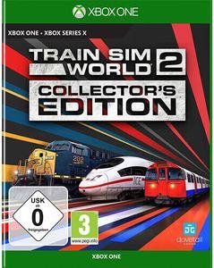Train Sim World 2  XB-ONE C.E. - Astragon  - (XBox One / Simulation)