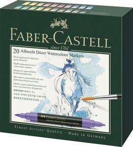 FABER-CASTELL Aquarellmarker ALBRECHT DÜRER 20er Etui