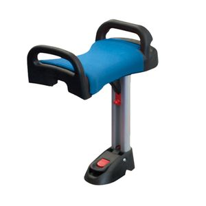 Lascal Buggy Board Saddle Seat Maxi Blue One Size