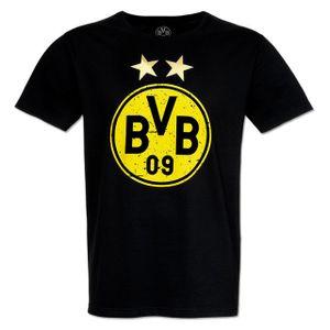 BVB 09 Herren T-Shirt Logo BVB 09 SCHWARZ M