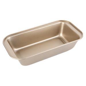 Kastenform 25,5 cm, robuste Brotbackform, Kuchenform für saftige Kuchen und deftige Brote, Menge: 1 Stück