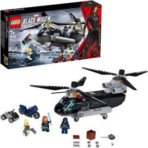 Lego 76162 Marvel Black Widows Hubschrauber-Verfol