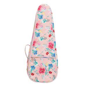 Soft Ukulele Bag Tragbare Tasche Ukulele Case Musikinstrument Organizer Mit Größe 21 Zoll