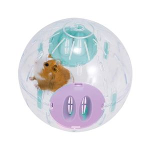 Hamsterball Spielzeug, Hamsterball Übungsball Sportball, Rolle Kugel Laufkugel Joggingball Kleintiere Kunststoff Spielzeug,für Sport/Fitness/Laufen