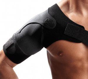 Gladiator Sports Premium Leichtgewicht Schulterbandage