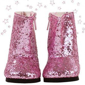 Götz Puppenmanufaktur BCStiefel glitter pink 42-50cm