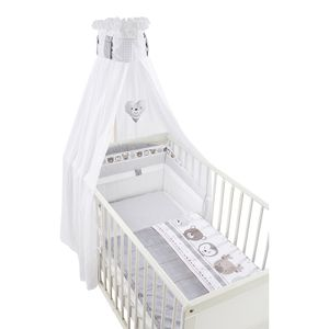 WEGNER Bett-Set mit Hänger Bizou