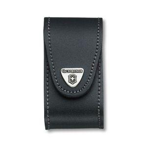 Victorinox Gürteletui, Leder schwarz für mittlere Messer (4.0521.3)