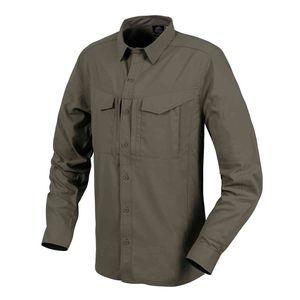 Helikon-Tex DEFENDER Mk2 Tropical Shirt Hemd Dark Olive L
