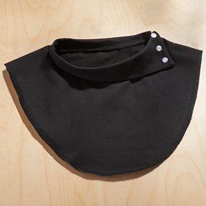 GKA Krageneinsatz Stehkrageneinsatz Kragen Umlegekragen Knöpfe Damen Unterziehpulli Bluse Pullover