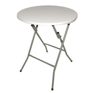 Klappbarer runder Tisch 60cm