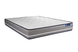 Actiflex pur matratze 130x200cm, Taschenfederkern, Härtegrad 4, Höhe :20 cm, 3 Komfortzonen