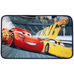 Kinderteppich 75x45cm Disney Cars - Spielteppich - Teppich
