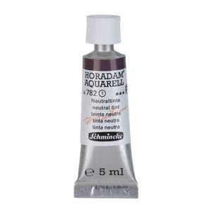 Schmincke 5ml HORADAM Aquarell Neutraltinte Aquarell 14 782 001
