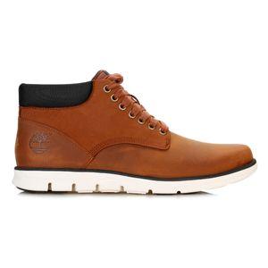 Timberland Chukka Leather Herren Boots Braun A13EE, Größenauswahl:43.5