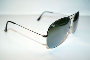 Ray-Ban Sonnenbrille RB3025 003/40 62 Aviator Sunglasses Farbe