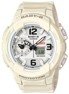 Casio Baby-G Uhr BGA-230-7B2ER AnaDigi Armbanduhr Dualtime