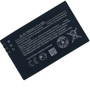Nokia C5-06 206 301 500 515 Asha 206 210 300 Akku Battery BL-4U (neue Version)