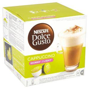 Nescafé® Dolce Gusto® Cappuccino Skinny / Light, 16 Kapseln (8 Portionen)
