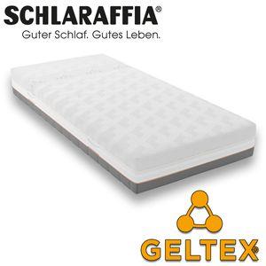 Schlaraffia GELTEX Quantum Touch 240 TFK Matratze & Gel, Härtegrad:H3, Größe:100x200 cm